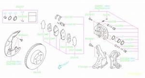26296va040 - Disc Brake Pad Set  Front   Brembo