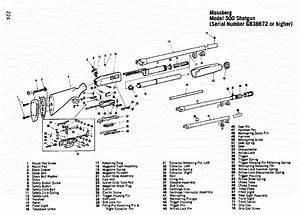 Help    Mossberg 500 Trigger Assembly