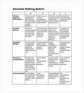 Get Our Free Download Rubric Template For Effective