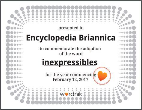 Encyclopedia Briannica