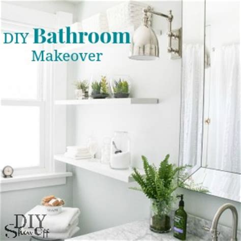 Bathroom Makeover Contest by Bathroom Before And After Diy Show Diy