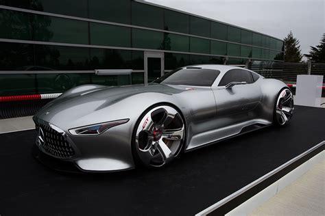 Mercedes-benz Brings Gran Turismo 6 To Life