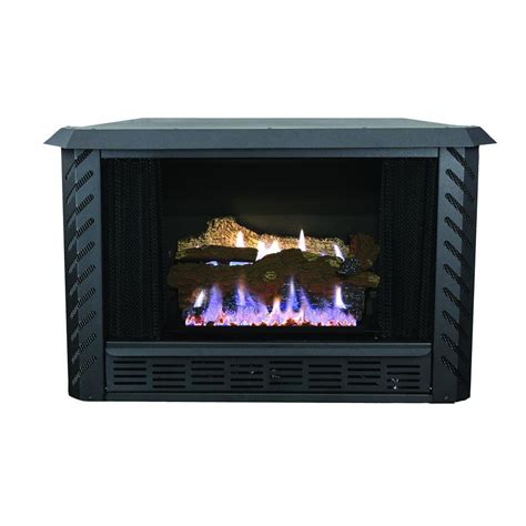 ashley hearth products 34 000 btu vent free firebox lp gas