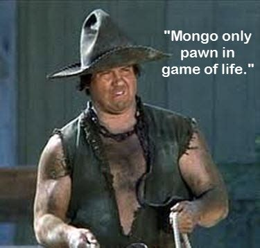 Image result for Alex Karras as Mongo