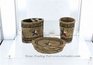 texas bathroom accessories and decor With texas star bathroom decor