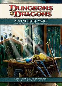 Dungeons And Dragons 5 Edition Deutsch Pdf Download : adventurer 39 s vault 4e wizards of the coast dungeons dragons 4e dungeons dragons 4e ~ Orissabook.com Haus und Dekorationen