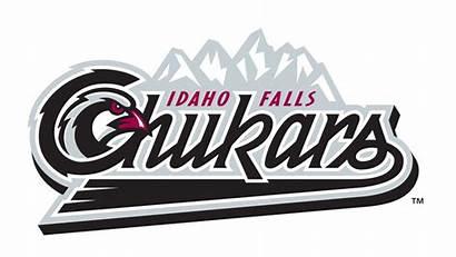 Idaho Falls Chukars Baseball Logos Team Sports