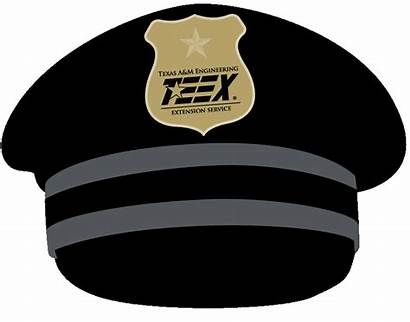 Badge Texas Law Sticker Extension Engineering Teex