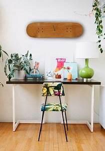 Aus Einem Zimmer Zwei Kinderzimmer Machen : flurm bel aus alten skateboards selber bauen ~ Lizthompson.info Haus und Dekorationen