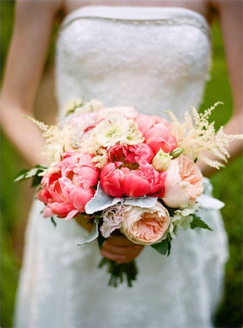 wedding trends peony bouquets part  belle