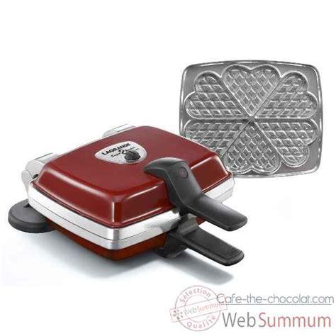 lagrange cuisine lagrange gaufrier 2 gaufres coeur cuisine 6428 dans patisserie