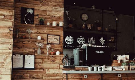Cartoon coffee shop seamless pattern. Coffee Shop Wallpapers - Wallpaper Cave