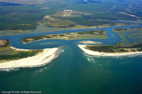 Boat Slips For Rent Swansboro Nc by Brown S Inlet South Of Swansboro Carolina United