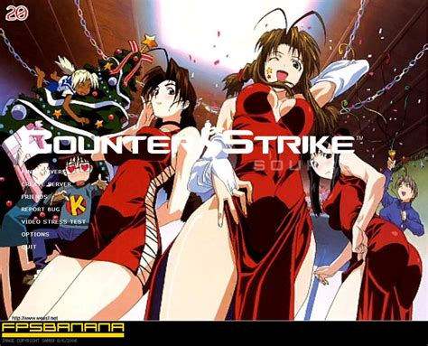 Wallpaper Anime Ecchi - hina ecchi counter strike source gt guis gt menu