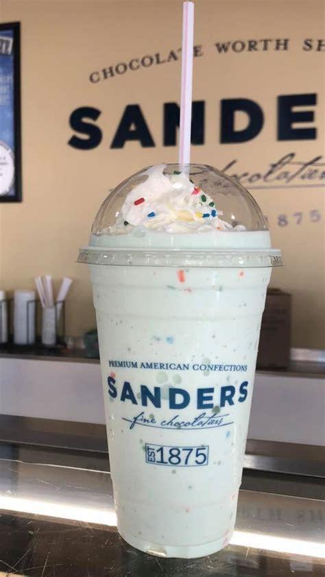 sanders  mackinac ice cream shop mackinac island