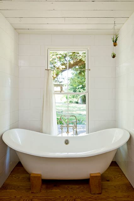 tiny house bathtub tiny house
