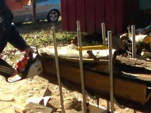 Chevalet Coupe Bois : comment couper du bois sans se fatiguer youtube ~ Premium-room.com Idées de Décoration