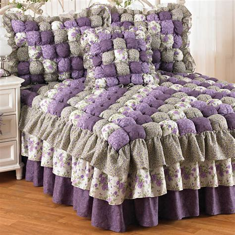 puff bedspreads caroline puff quilt bedspread color out of stock figi