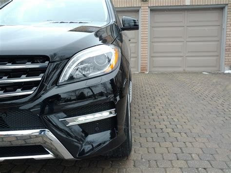 xenon ml350 bi headlight mercedes ml gle benz option class