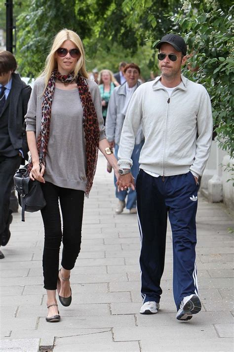 claudia schiffer and family claudia schiffer and matthew vaughn photos photos