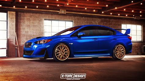 subaru wrx 2018 subaru impreza wrx sti might look like this