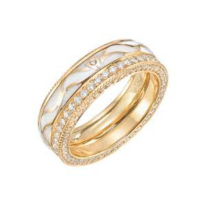 wellendorff quot golden wings quot ring betteridge