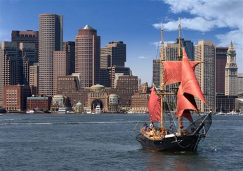 Pirate Boat Cruise Chicago by Boston Harbor Pirate Ship Cruises Mass Bay Lines