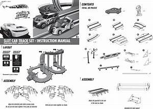Kidztech Toys 8316119-24gtx 1  43 Hot Wheels Track Set