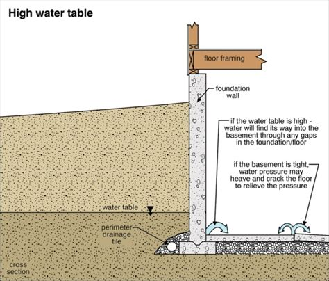 high water table drainage your house whisperers 187 moisture problems high water table issues part 7