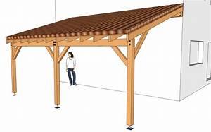 Construire Un Carport : beau construire abri de jardin en bois 7 fabriquer un ~ Premium-room.com Idées de Décoration
