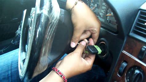 desmonte de airbag mercedes benz  youtube