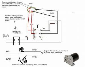 I Am Wiring A Cutler Hammer Db1 Drum Switch To A Dayton
