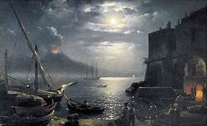 I 5 più bei dipinti di Napoli di pittori stranieri Voce di Napoli