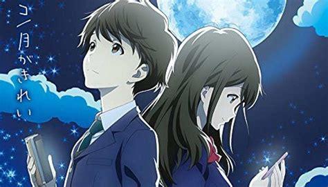 Anime Romance Langsung Tamat Review Dan Sinopsis Anime Tsuki Ga Kirei Bahasa Indonesia