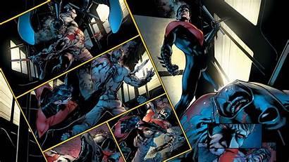 Nightwing Wallpapers Background Comics Computer Batman Dc