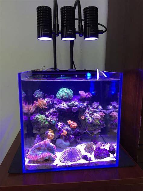 Marine LED light coral SPS LPS grow mini nano aquarium sea