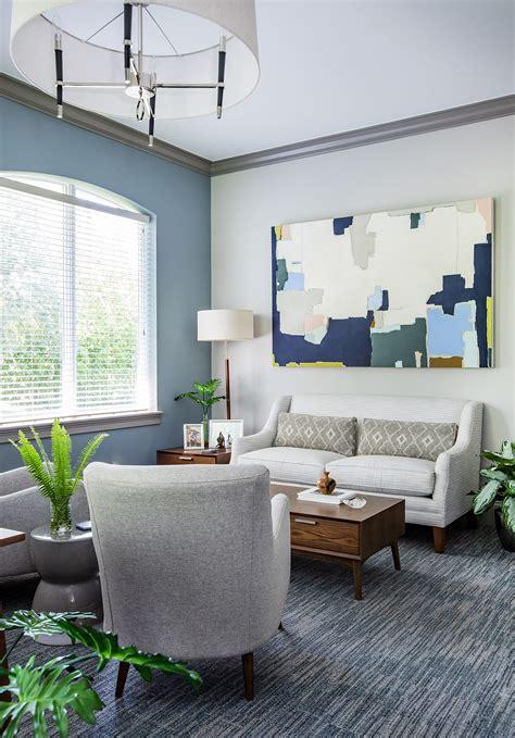 Modern Interior Design by Mid Century Modern Office Design Studio M Interior Design