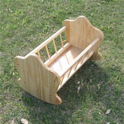 Wood Magazine Baby Cradle Plans