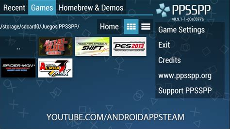 Psp Emulator V1.5.4 [paid] [apk] El Mejor