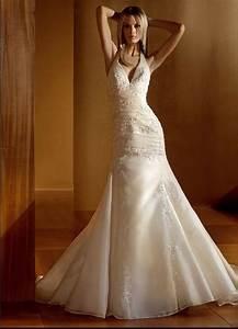 wedding dresses with halter top sangmaestro With halter top wedding dresses
