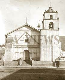 California Missions Photos California Historical ...