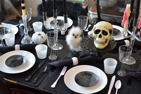 A Halloween Dinner Party
