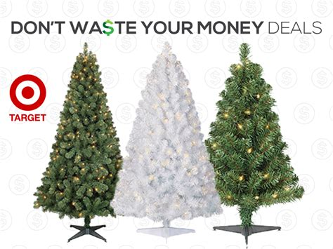 all christmas trees at target are 50 off dwym
