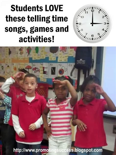telling time printable games activities  songs