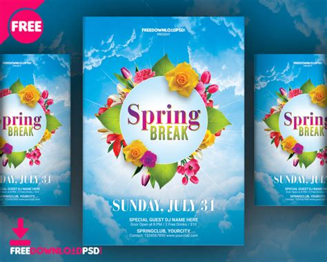 Templates For Flyers And Brochures Free by Free Templates For Flyers And Brochures Images Wedding
