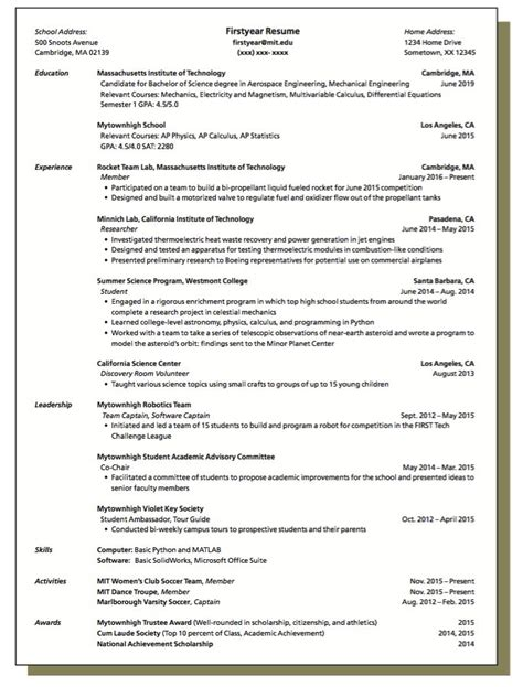 sle resume for aerospace engineering http