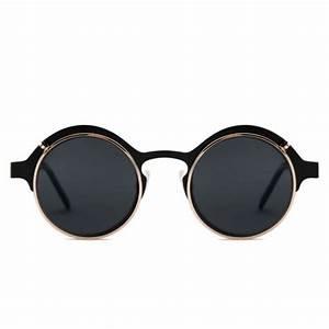 Lunette Soleil Ronde Homme : lunette soleil ronde homme monture optique et lunette ~ Nature-et-papiers.com Idées de Décoration