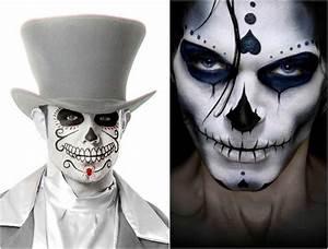 Maquillage Pirate Halloween : maquillage halloween pirate adulte ~ Nature-et-papiers.com Idées de Décoration