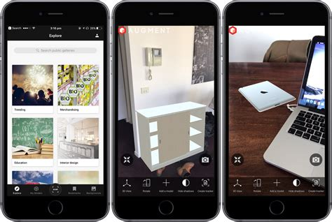 best iphone the best augmented reality apps for iphone