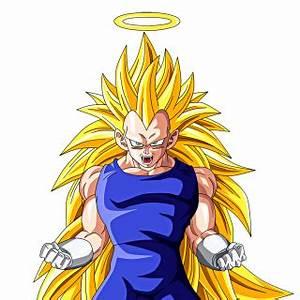 Dragon Ball Z Battle Of Gods Super Saiyan 3 Vegeta